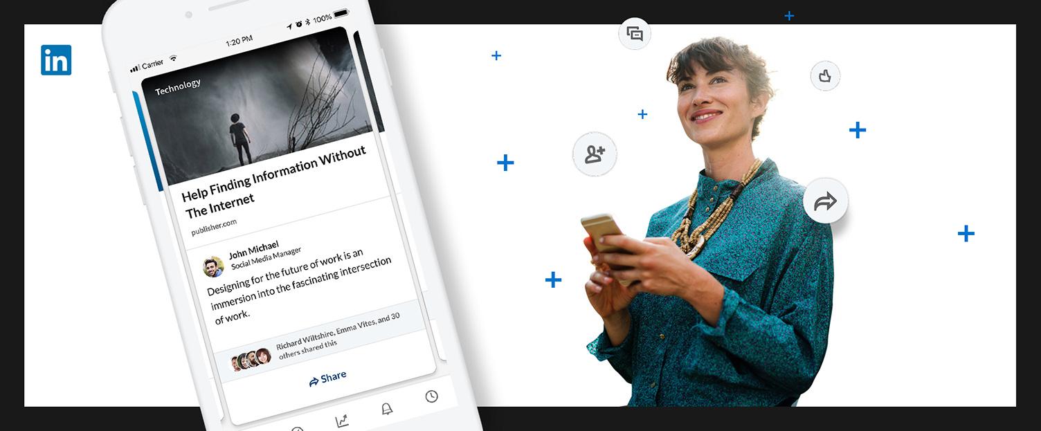 LinkedIn: Elevate
